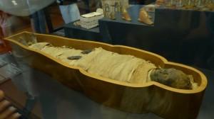 The Mummy! SPOoooky